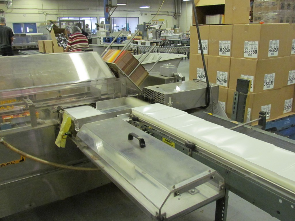 Packaging Services Cartoning