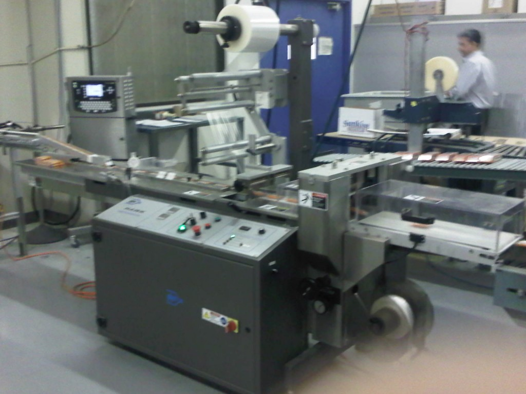 High Speed Flow Wrapper 3