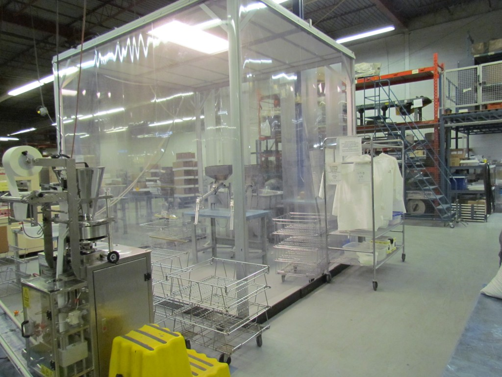 Portable Clean Room