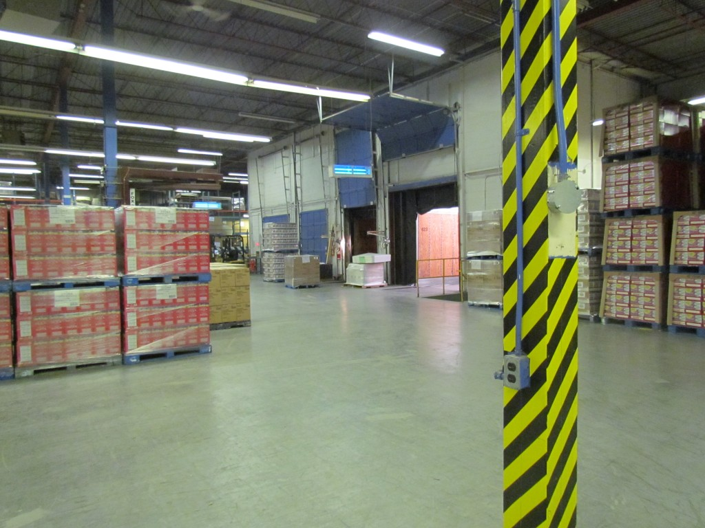 Britman Packaging Services Shipping Area